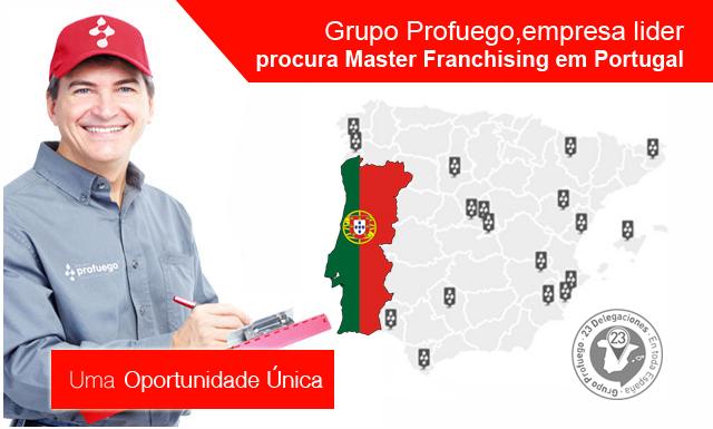 profuego portugal franquicia