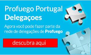 Abra sua profuego delegação em Portugal
