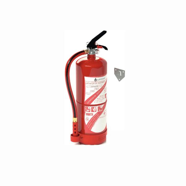Extintor de incêndio de Pó  6kg Eficiência 21A a 27A 1