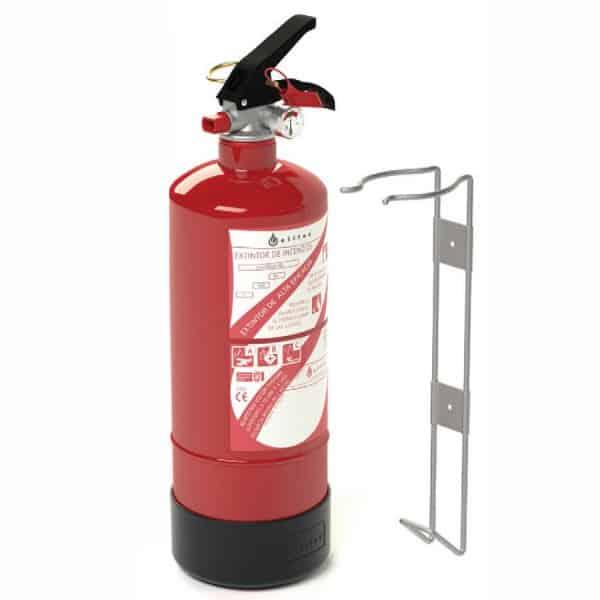 Extintor de incêndio de Pó 2kg Eficiência 8A 34B 1