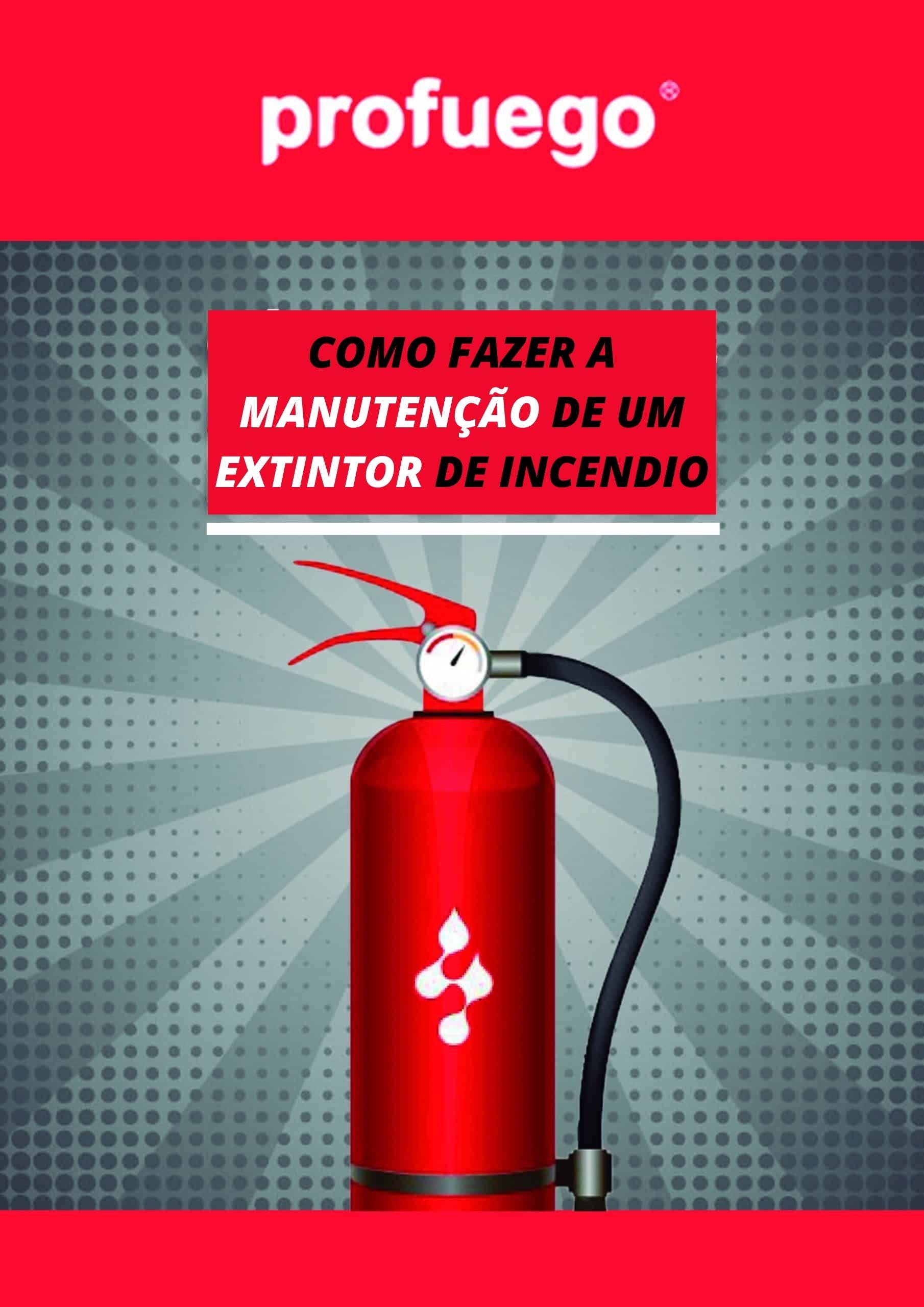 Manutenção de Extintores 1