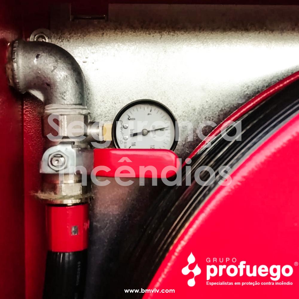 Manutenção Boca de Incendio Armada 1